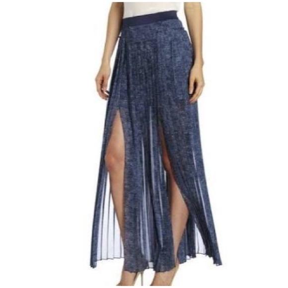 BCBGMaxAzria Dresses & Skirts - BCBGMaxAzria Dillon Maxi Skirt